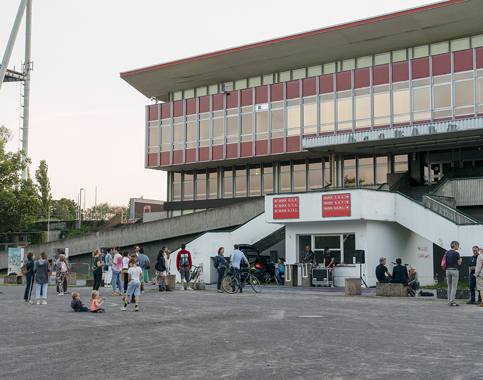 Eröffnung am 12. September